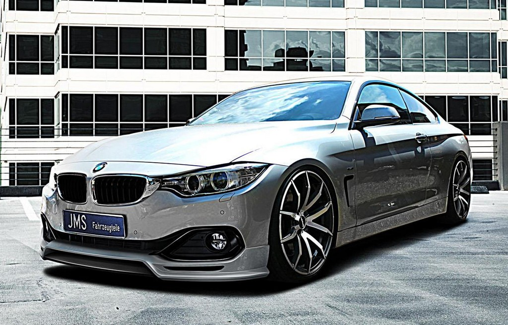 JMS Jumps In The BMW Series Tuning Game Autoevolution - Bmw 4 by 4