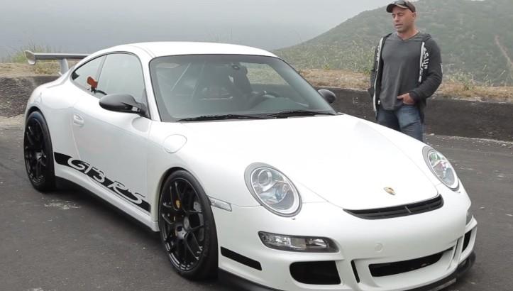Joe Rogan S Porsche Gt3 Rs Has Sharkwerks Marks All Over