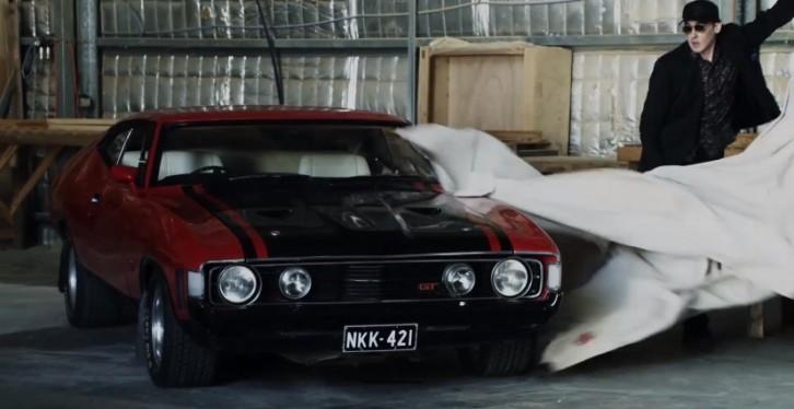 John Cusack Movie Car Race
