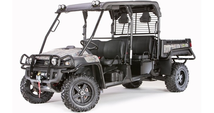 John Deere Shows the 2013 Range of Gator Utility Vehicles [Photo Gallery]