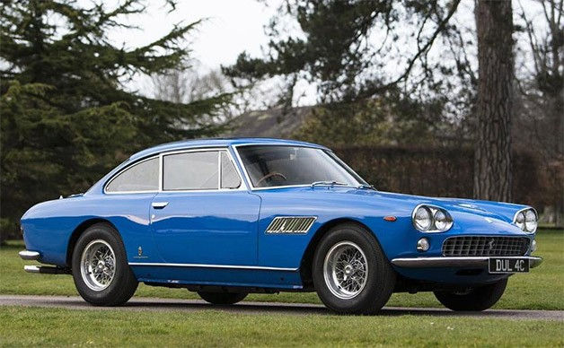 John Lennon's Ferrari Up for Auction