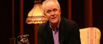 John Lithgow Saves Planet by Bus Traveling