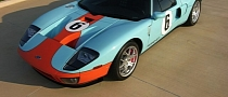 John Mayer Selling Ford GT Heritage Edition