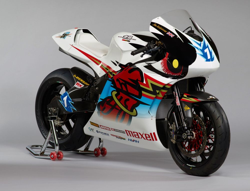 John McGuinness Promised $1.4M Mugen Electric Bike If He Loses Weight - autoevolution