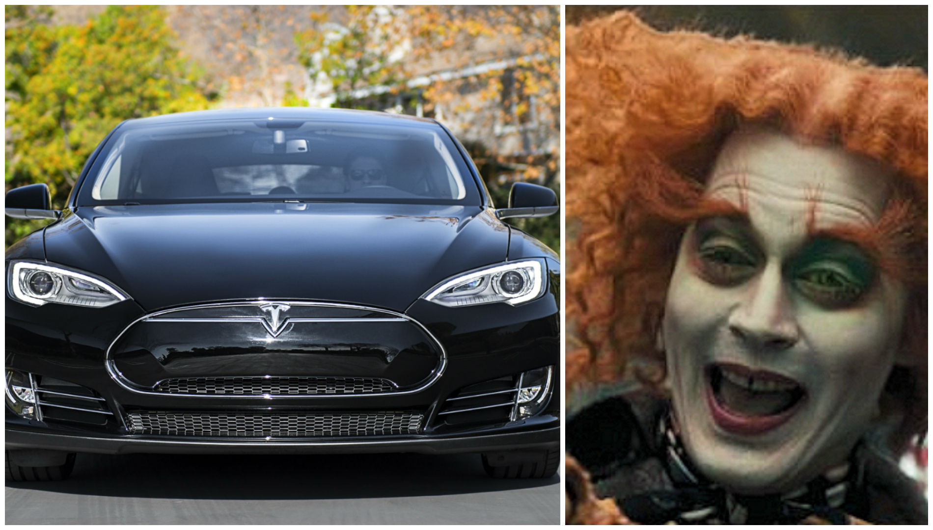 How To Buff A Car >> Johnny Depp Gets Busted for Speeding in a Tesla with Jarvis Voice Actor in His Lap - autoevolution