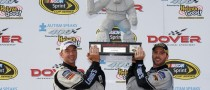 Johnson Scores Second Win at Dover, Stewart Grabs Sprint Lead