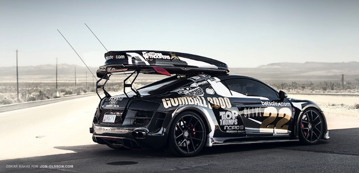 Jon Olsson Selling Ppi Audi R8 Razor Gtr Autoevolution