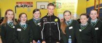 Jonathan Rea Supports Honda's School of Dreams