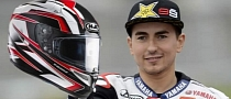 Jorge Lorenzo Dishes Nolan, Signs with HJC Helmets for 2013