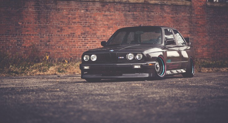 Jsutai Bmw E30 M3 Is One Of A Kind Autoevolution