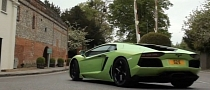 Just Lots of Lamborghini Aventadors Accelerating in the UK [Video]
