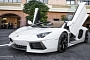 Justin Bieber Gets Six Speeding Fines Driving an Aventador in Dubai