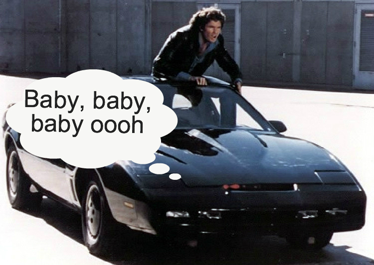 Justin Bieber Will Be KITT's Voice from Knight Rider in