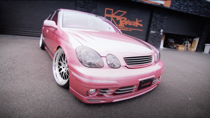 K-Break Tuner on Hellaflush Japanese VIP Culture [Video]