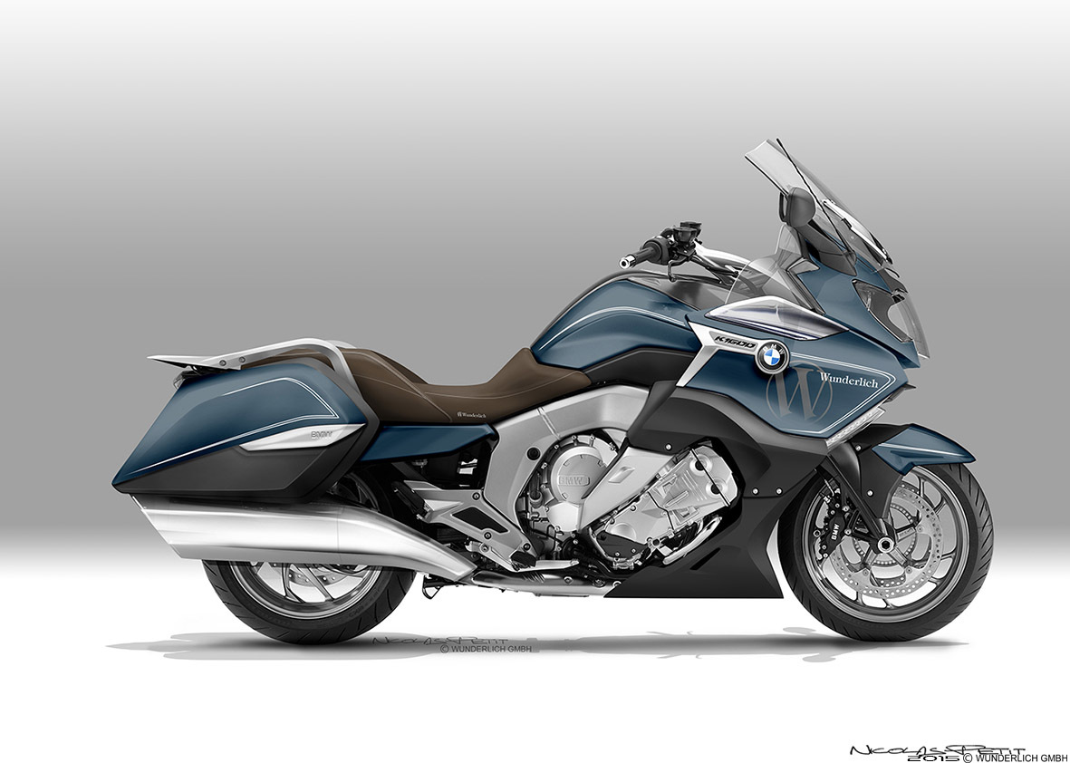k1600gtl bagger by nicolas petit is a dream bmw. Black Bedroom Furniture Sets. Home Design Ideas
