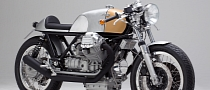 Kaffeemaschine Moto Guzzi Le Mans III [Photo Gallery]