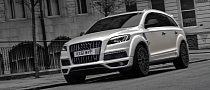 Kahn Audi Q7 Wide Track [Photo Gallery]