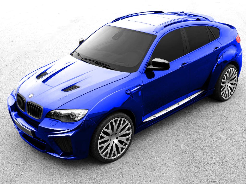 Kahn Bmw X6 Preview With Interior Shots Autoevolution