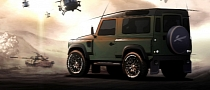 Kahn Design Presents Concept 17 Defender