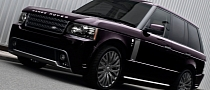 Kahn Dorchester Edition Range Rover Presented