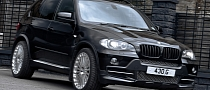 Kahn Touches BMW X5