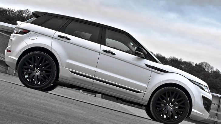 Kahn Presents Fuji White Evoque RS250 [Photo Gallery]