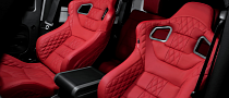 Kahn Presents Jeep Wrangler Seats