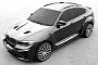 Kahn Previews BMW X6 Wide Body Kit