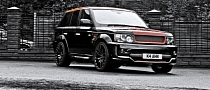 Kahn Range Rover Sport RS300 Vesuvius Edition [Photo Gallery]