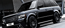 Kahn Range Rover Westminster Black Label Edition