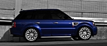 Kahn Releases New Range Rover Sport Side Vents