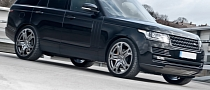 Kahn Reveals 2013 Range Rover Signature Edition