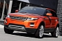 Kahn Unveils Range Rover Evoque Vesuvius [Photo Gallery]