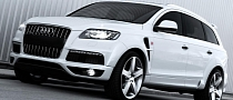 Kahn Wide Track Audi Q7 Quattro 3.0 Diesel S-Line [Photo Gallery]