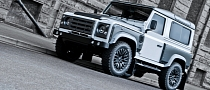 Kahn XS 90 Land Rover Defender: Offroading in Style