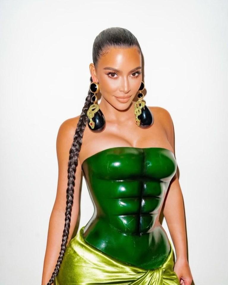 1 hétig Kim Kardashian szigorú diétáját követte, ez történt vele