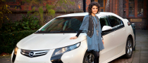 Katie Melua European Tour Backed by Opel