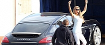 Katie Price Adds One-off Black Porsche Panamera to Her Car Collection