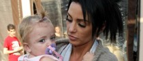Katie Jordan Price Buys a Pink Beetle for her 18-month Daughter