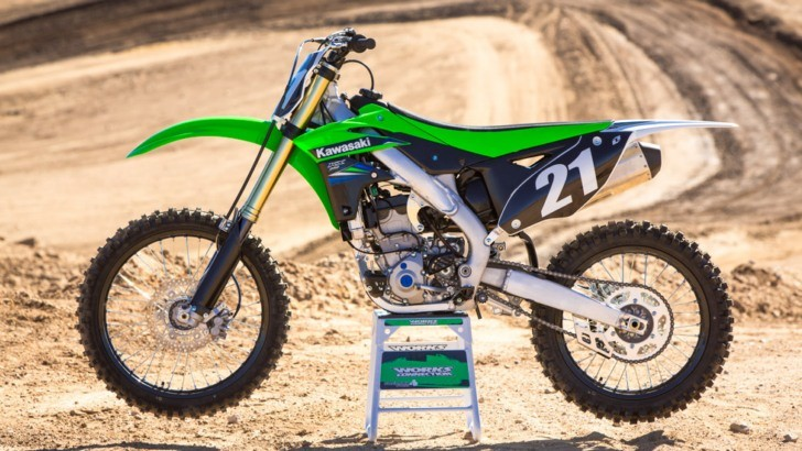 Kawasaki Adds Launch Control to the 2014 KX250F