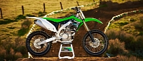 Kawasaki Details the 2014 KX450F, Launch Control Added [Photo Gallery]