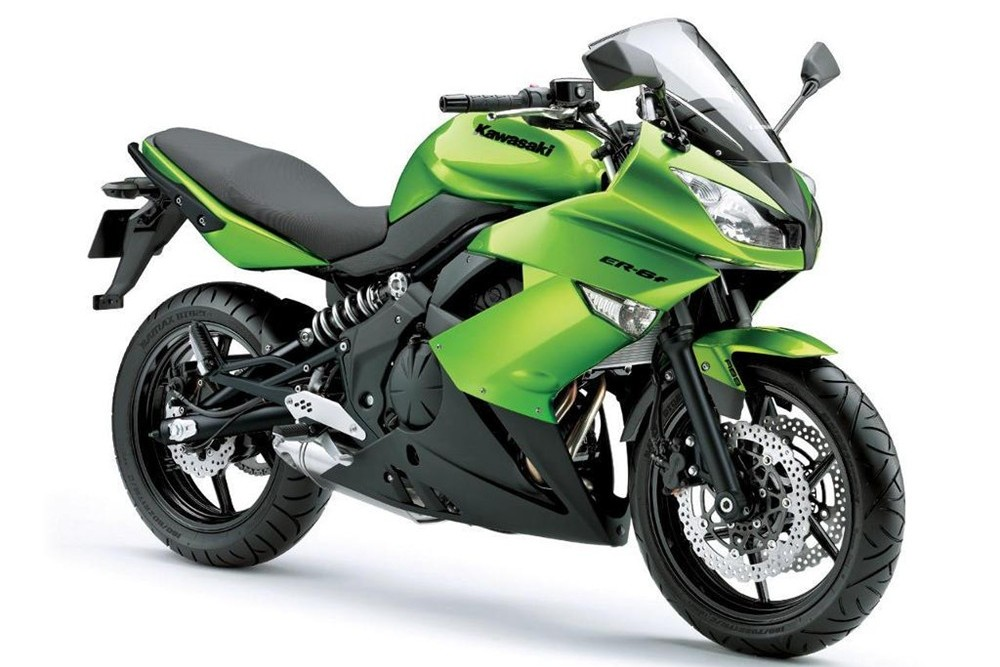Kawasaki Issues 2010 ER-6f Recall - autoevolution