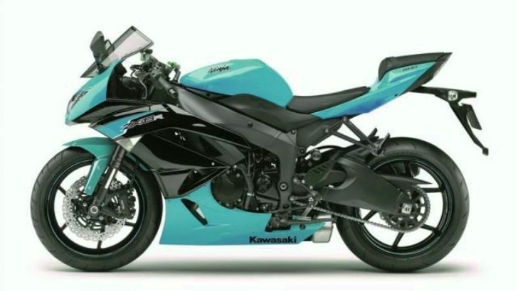 Kawasaki Launching New Ninja ZX-6R By the End of 2012 ?
