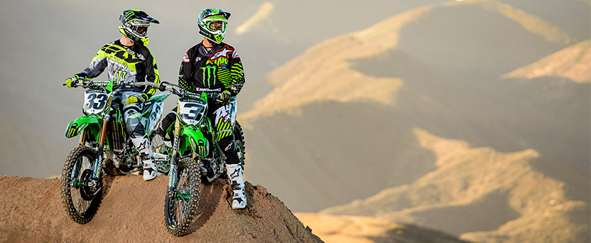 Kawasaki Monster Energy Team Announces 2017 Teams - autoevolution