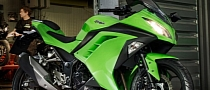 Kawasaki Ninja 300 Launching Tomorrow in India [Photo Gallery]