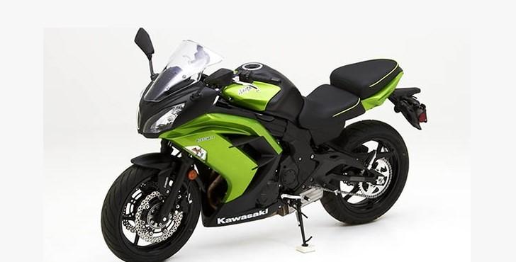 Kawasaki Ninja 650 Receives Corbin Saddles