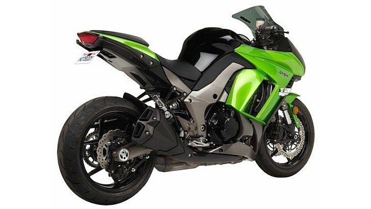 Kawasaki Ninja Fender Eliminators from Hotbodies