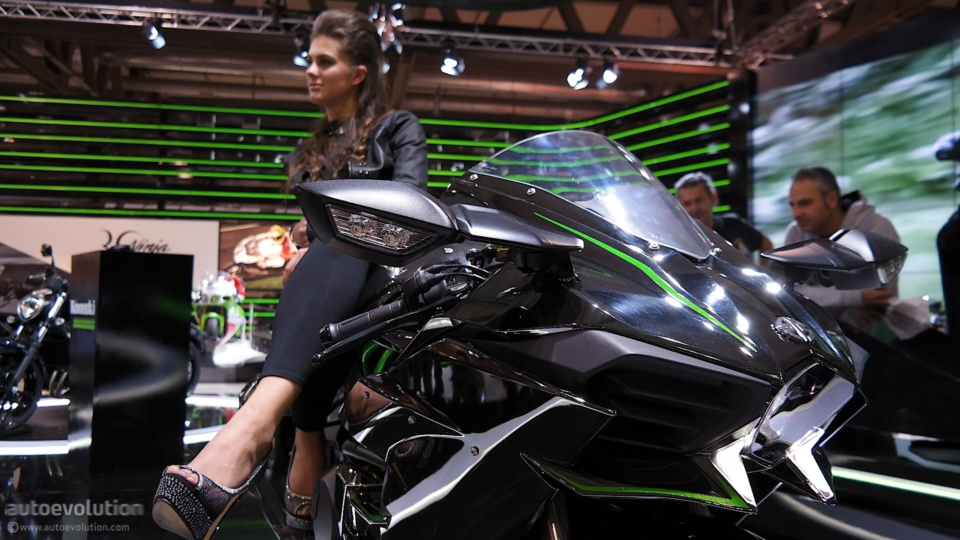 Kawasaki Ninja H2 Goes To India Price Doubles Autoevolution