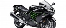 Kawasaki Ninja ZX-10R and ZX-14R Launched in India