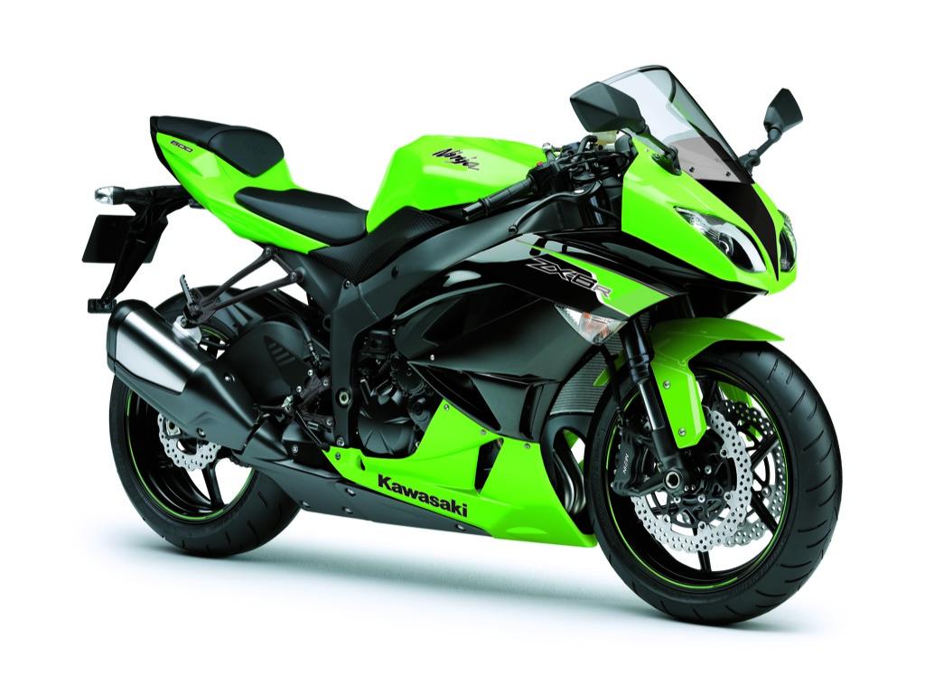 2012 Kawasaki Ninja ZX 6R